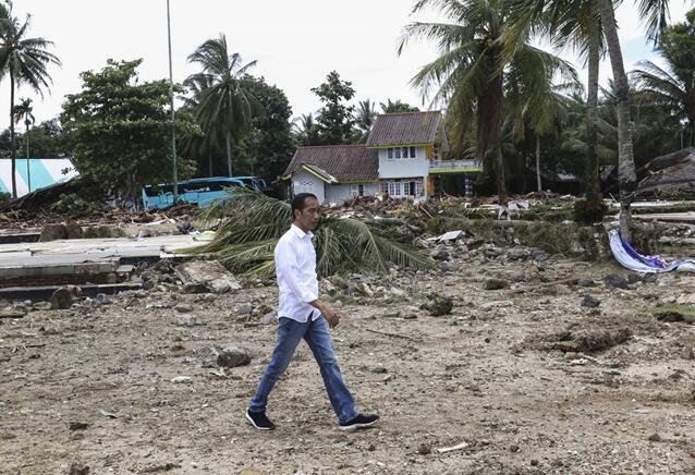 被批防灾漏洞大 印尼政府砸7兆印尼盾购买侦测设备