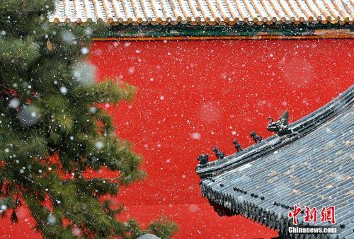 北京10天降了3场雪!但事实是雪天正慢慢变少