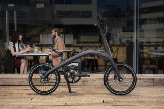 通用汽车公布征名结果:首批电动自行车品牌为Ariv