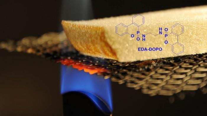 科学家研发出无毒溶液 据称可使木材具有防火性