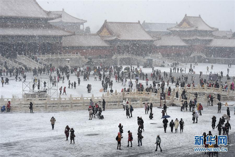 入冬以来最大范围雨雪天气上线 南方阴雨将持续一周