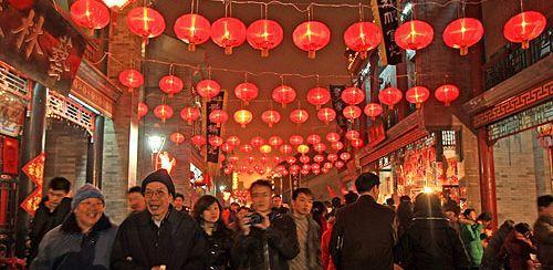 元宵节期间天津古文化街地区部分路段限行!停车、绕行攻略收好