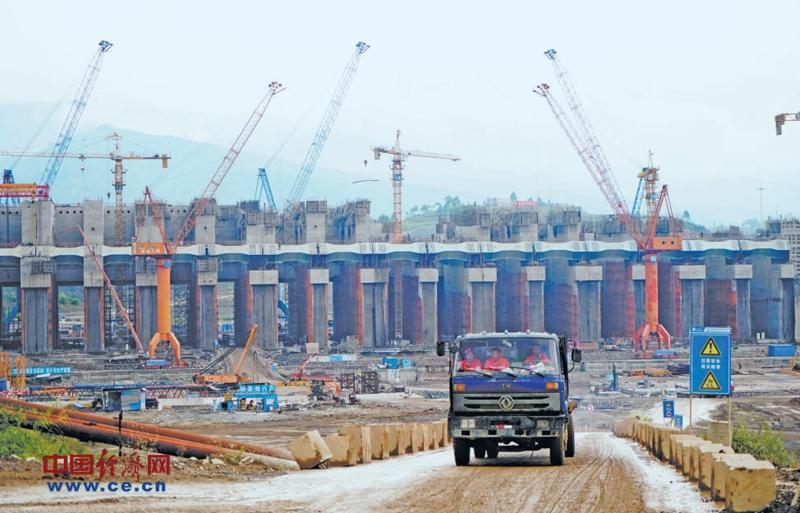 广西大藤峡水利枢纽:保护流域生态 发挥综合效益