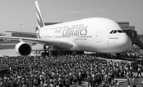 全球最大客机预告停产