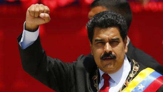 马杜罗下令部署军队至哥伦比亚边境 对抗美国挑衅