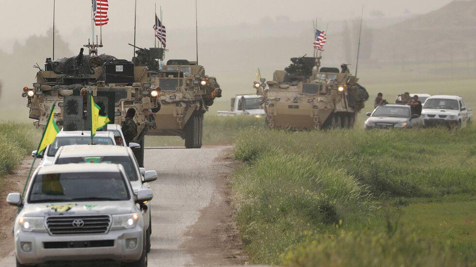 美将军:即使撤离叙利亚,给库尔德民兵的武装也不能停