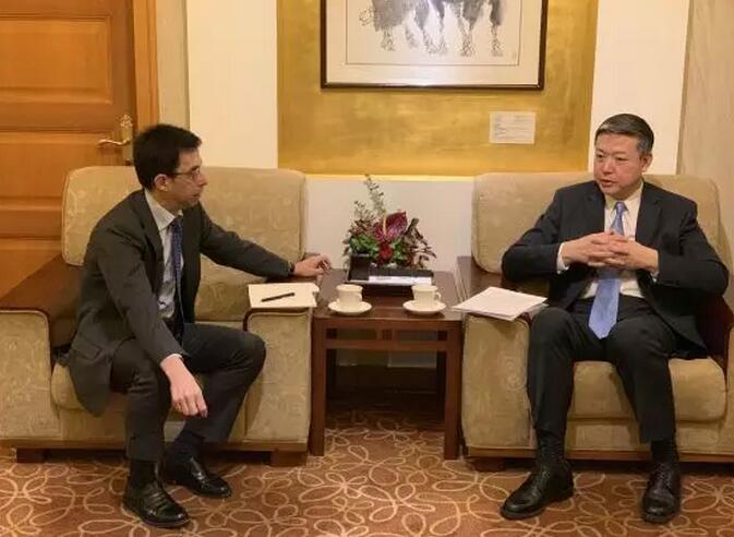 西班牙银行冻结一批中国公民账户 外交部领事司约见西驻华使馆公使