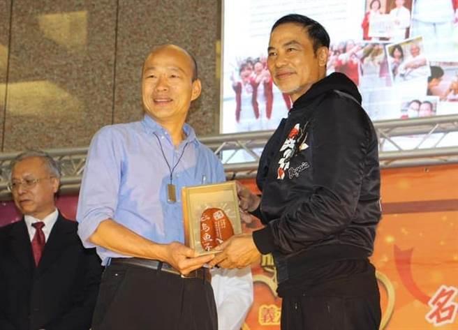 高雄力推名人行销观光 这一次选择了香港影帝的他……