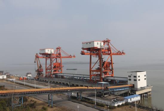 【新春走基层】码头上的新春集结号,芜湖港的发展转型之路