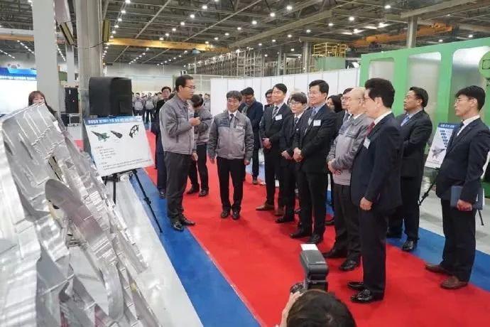 韩国第五代隐身战斗机开始进入生产了