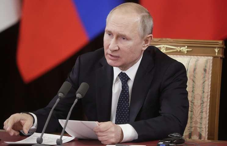 普京:欧洲不想让美国部署导弹 却不敢反抗