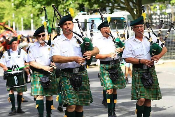 澳大利亚举行国家多元文化节