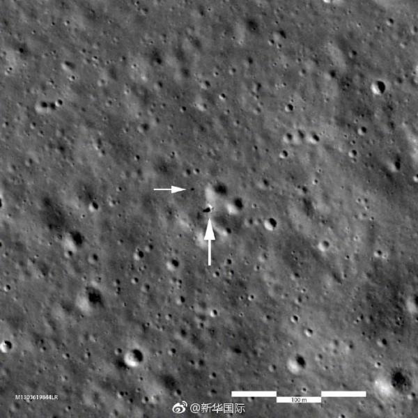 迄今最清晰照 嫦娥四号最新照片来了