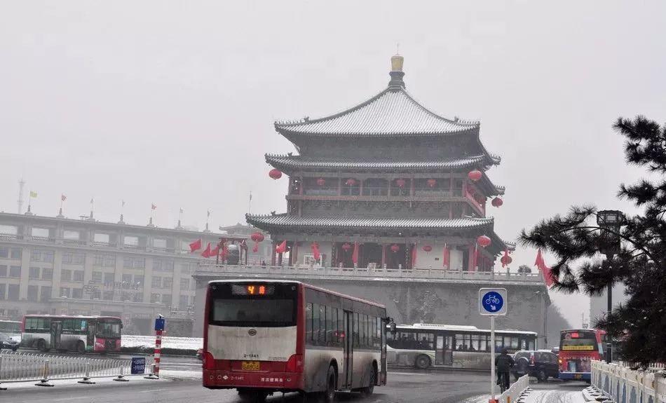 道路结冰、低温雨雪,陕西这些路段将受影响