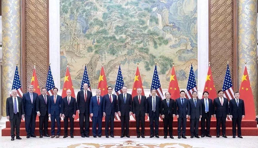 中美经贸磋商就主要问题达成原则共识,怎么理解?