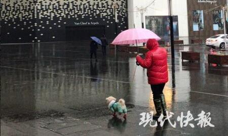 2月18日起江苏迎最强雨雪 双休天气放晴