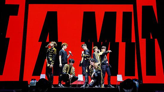 乐华七子NEXT首度香港开唱 将为粉丝制造惊喜