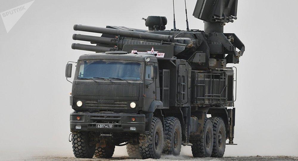 阿联酋军方与俄签署铠甲防空系统技术维护合同
