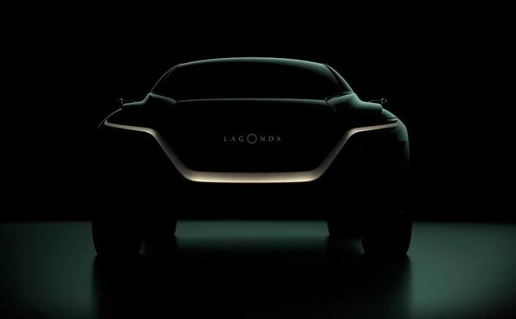阿斯顿•马丁全地形SUV将亮相日内瓦