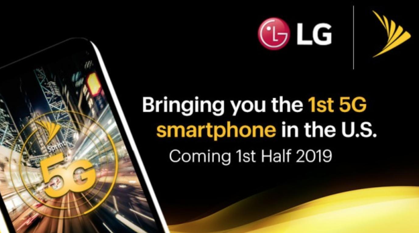 MWC 2019:LG宣布推出5G手机 盼挽救15季的赤字