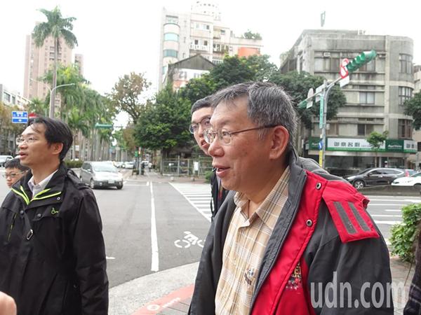 柯文哲爆粗口后再炮轰民进党新潮流:台湾的祸害!