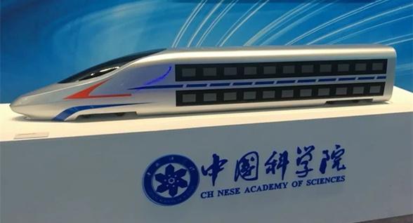 中国未来双层高铁动车组长这样 时速可达350公里