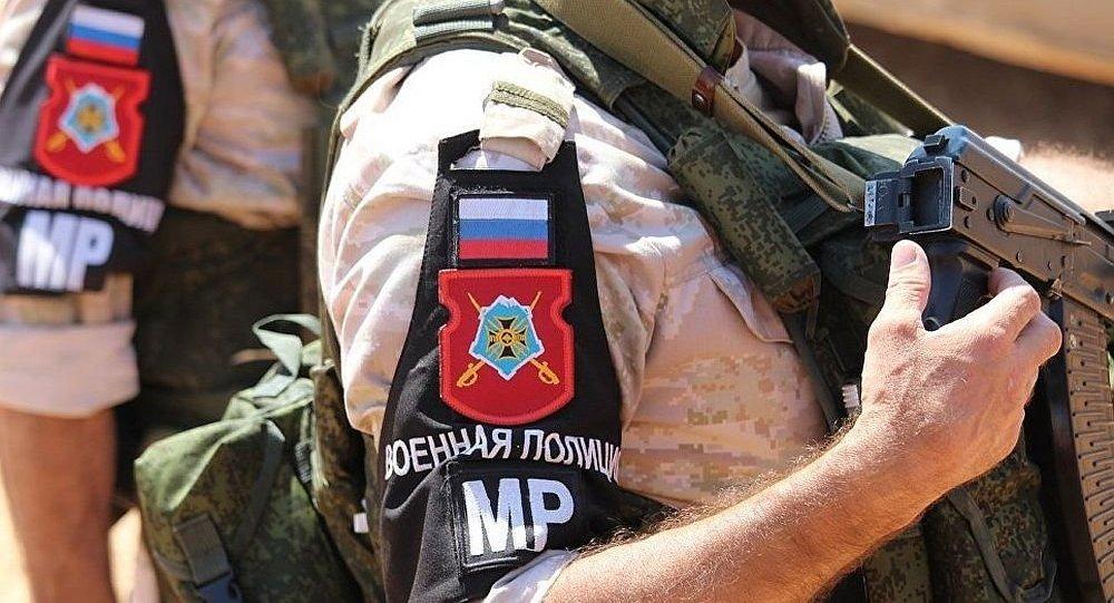 俄国防部:约60%俄警军在叙利亚获得战斗经验