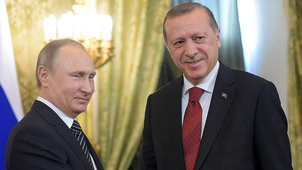 俄总统新闻秘书:普京十分信任土耳其总统埃尔多安