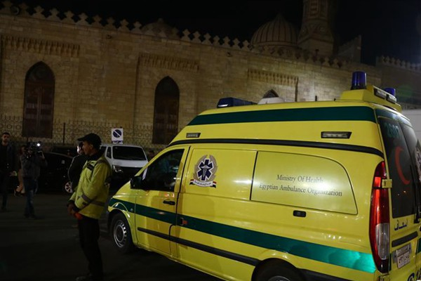 埃及首都开罗发生爆炸致3死3伤