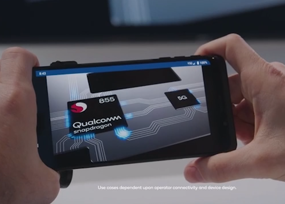 高通发布短视频:5G的历史