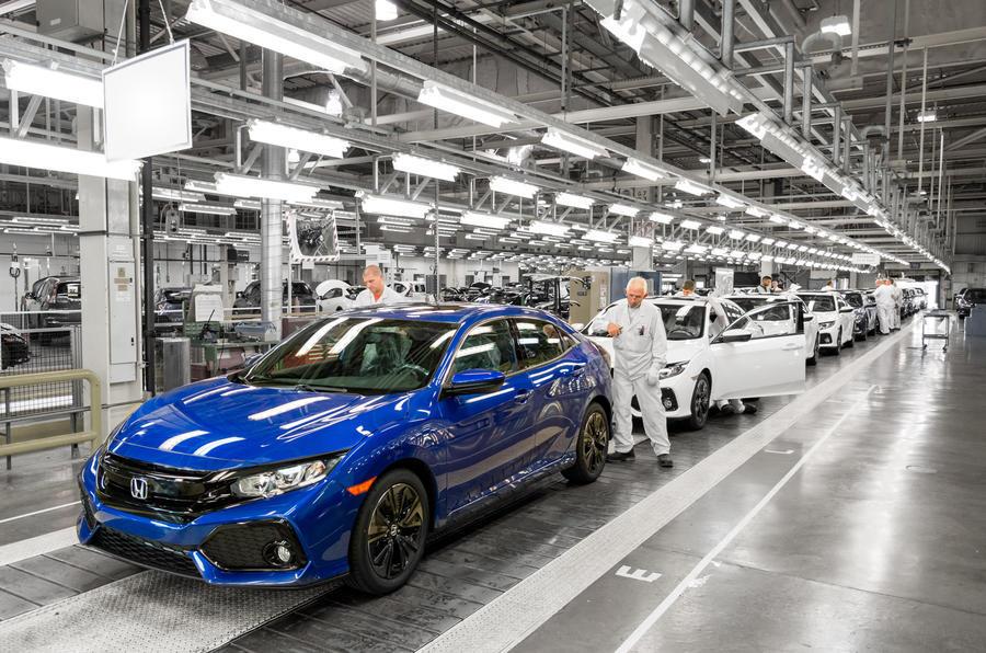英媒:本田将关闭英国工厂 汽车产业面临脱欧冲击