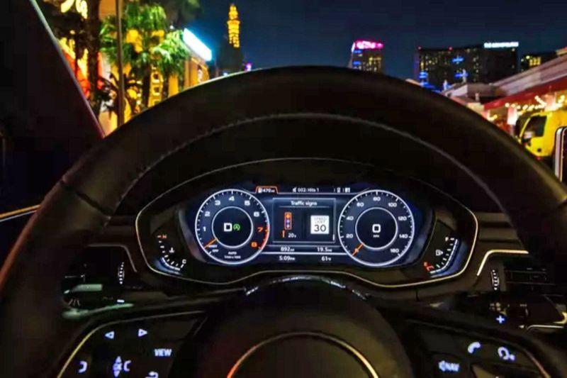 奥迪将应用绿灯最优速度建议技术 确保畅行无阻