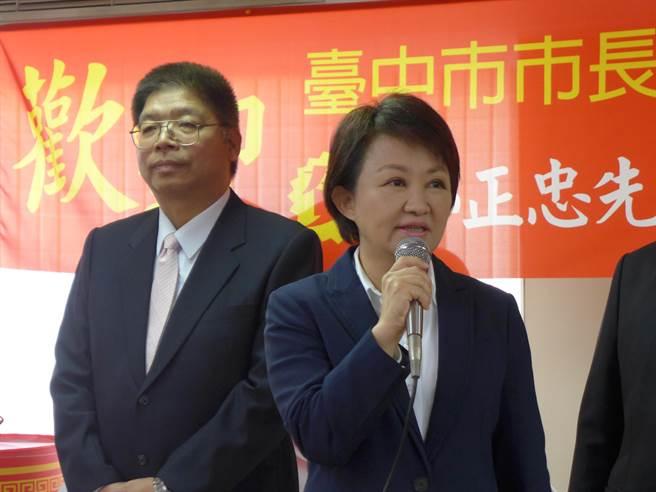 """两岸签协议要""""公投""""? 卢秀燕:民进党不必放话,应尊重民意"""