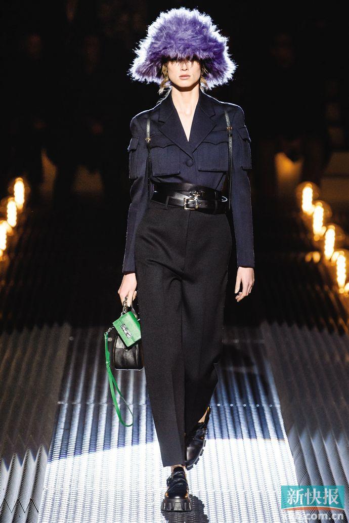 硬朗男装兼顾女性柔软 为设计赋予新能量