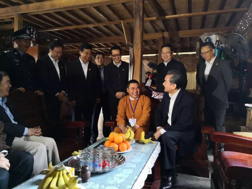 王毅:维护中缅边界稳定、促进边境地区发展