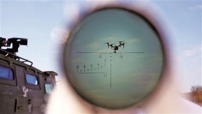 """抵御小型无人机,俄有""""撒手锏""""武器"""