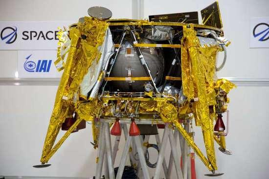 首个以色列私人航天器来了 本周发射踏上奔月之旅