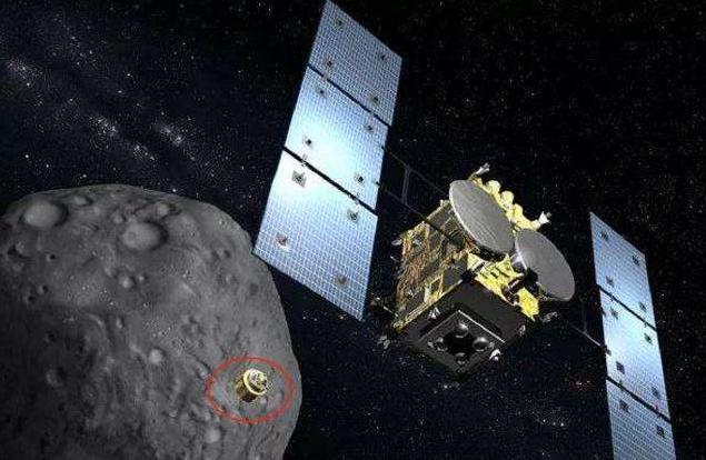 """日本""""隼鸟2号""""探测器将着陆 或解太阳系诞生之谜"""