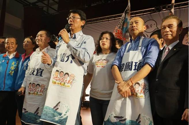 台媒体人断言:这些人若去投票 谢龙介会赢!