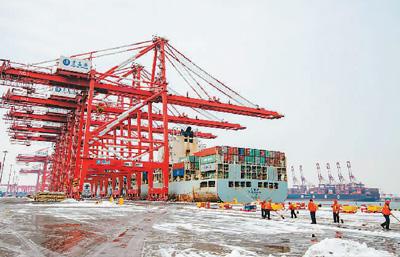 高质量发展持续加力 外贸开门红