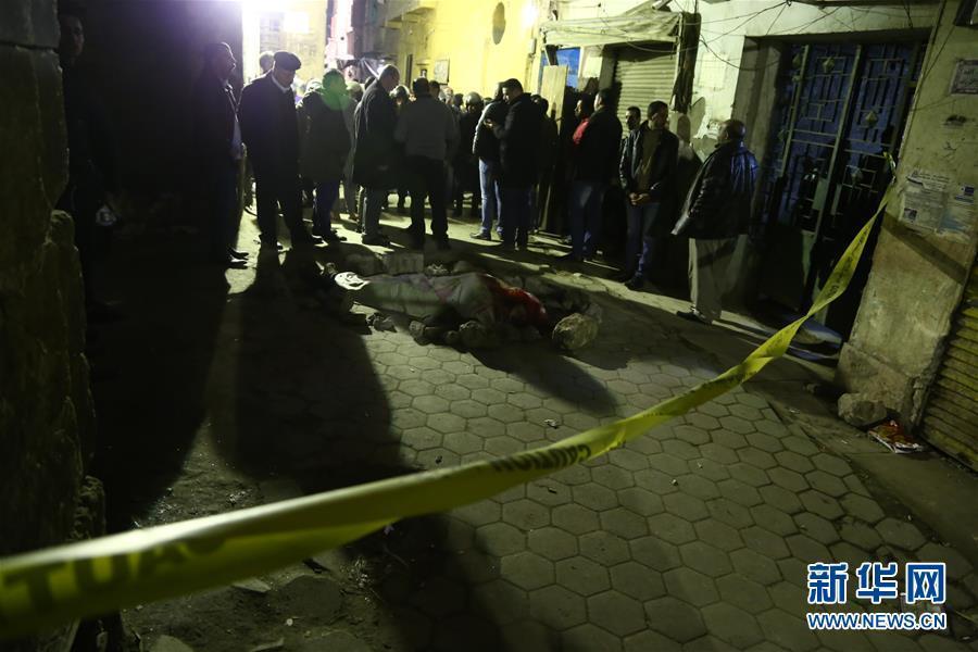 埃及首都开罗发生爆炸致3死3伤图片 70482 900x600