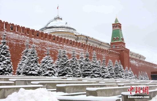 2018莫斯科接待中国游客逾40万人次 中文导游欠缺