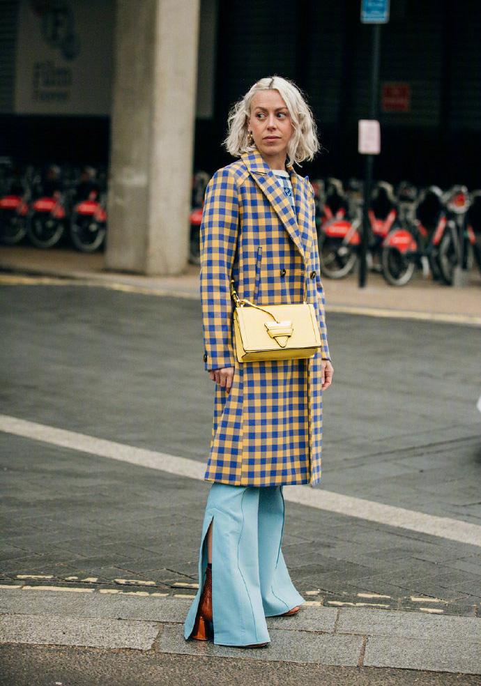 穿得体面是本分 穿得有态度是时尚 为你盘点伦敦街头的穿搭