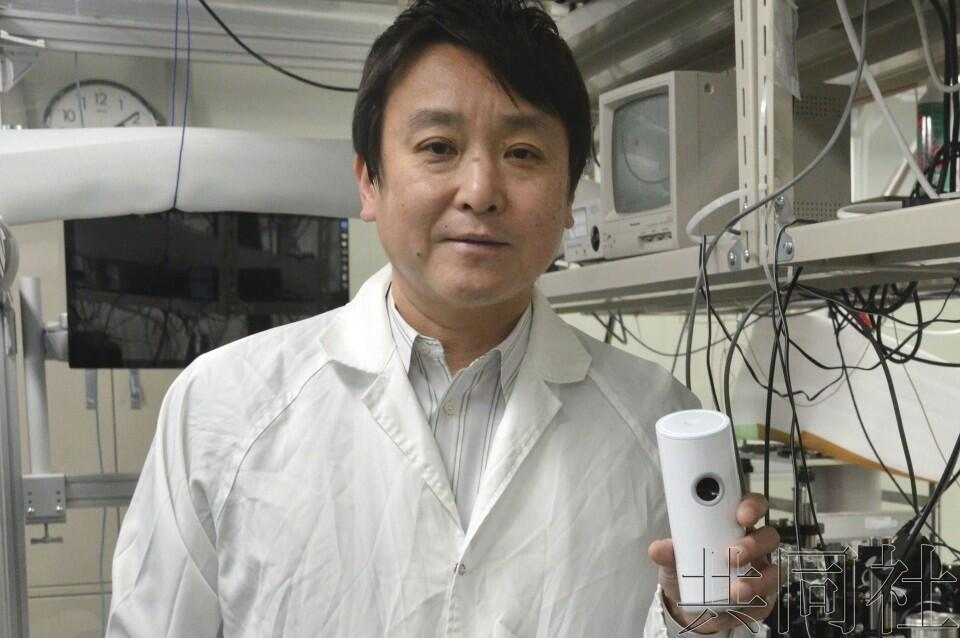 日企推进研发无需采血的血糖值检测仪
