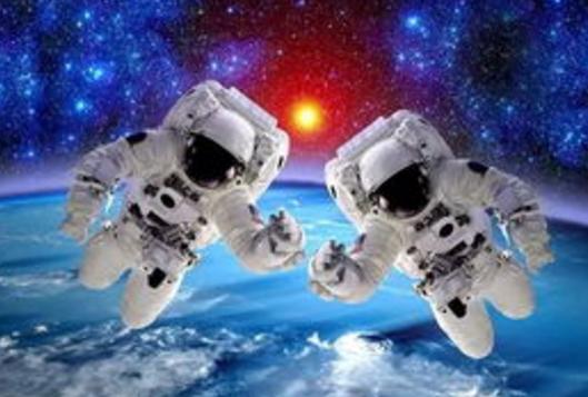 NASA招搞笑宇航员
