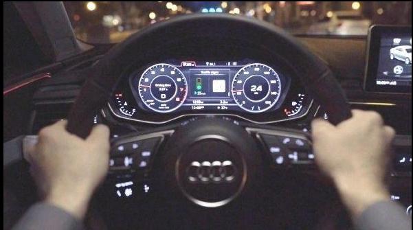 奥迪研发新技术可令车主减少红灯等待时间