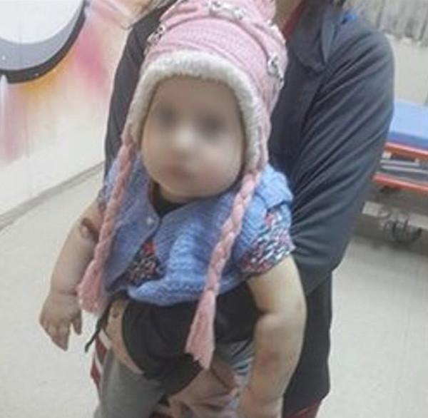 土耳其女子给18个月大女儿注射漂白剂称对其没感情