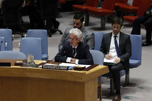 联合国安理会举行也门问题会议