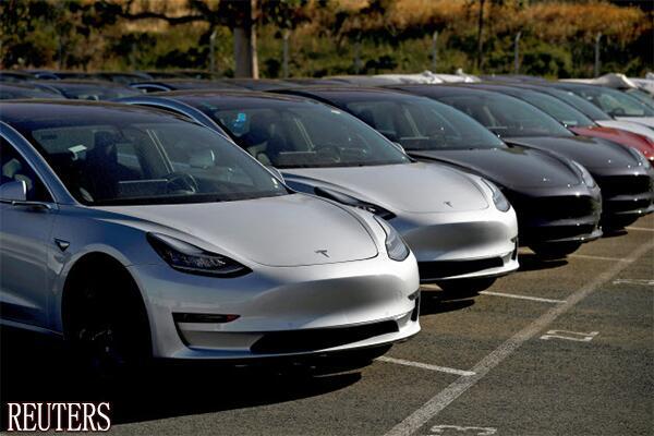 全球高档车销量:首位不变,特斯拉增速迅猛