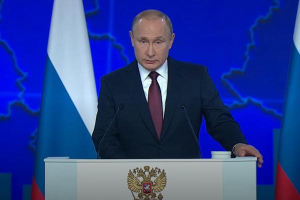 普京第15次发表年度国情咨文 761名记者获得现场报道资格